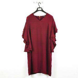 Lauren Ralph Lauren Women's Plus Size Jersey Dress
